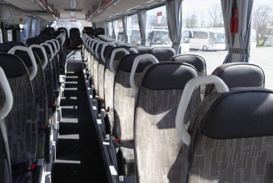 intérieur bus Otokar